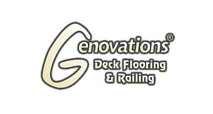 Genovations Deck Flooring Railing