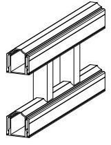 "Aluminum Railing - 1-5/8"" Elite Top"