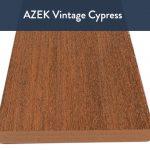 AZEK Vintage Cypress Plank Low