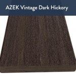 Azek Vintage Dark Hickory