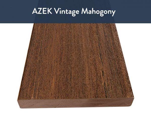 Azek Cellular Pvc Decking Vintage Collection
