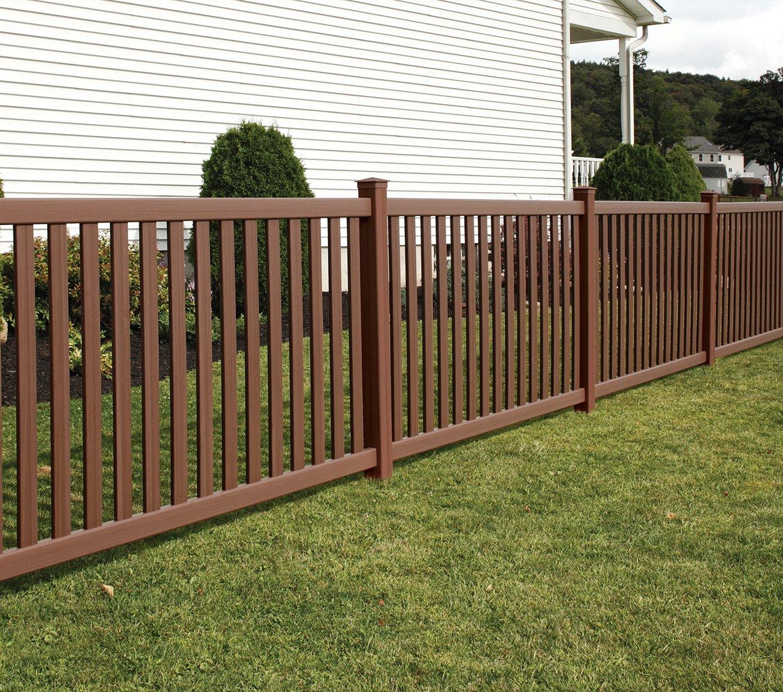 Baron Vinyl Fencing Maintenance Free