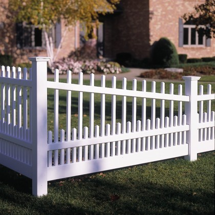 Maintenance-Free Fencing