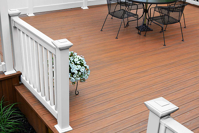 Deck Installation Tips