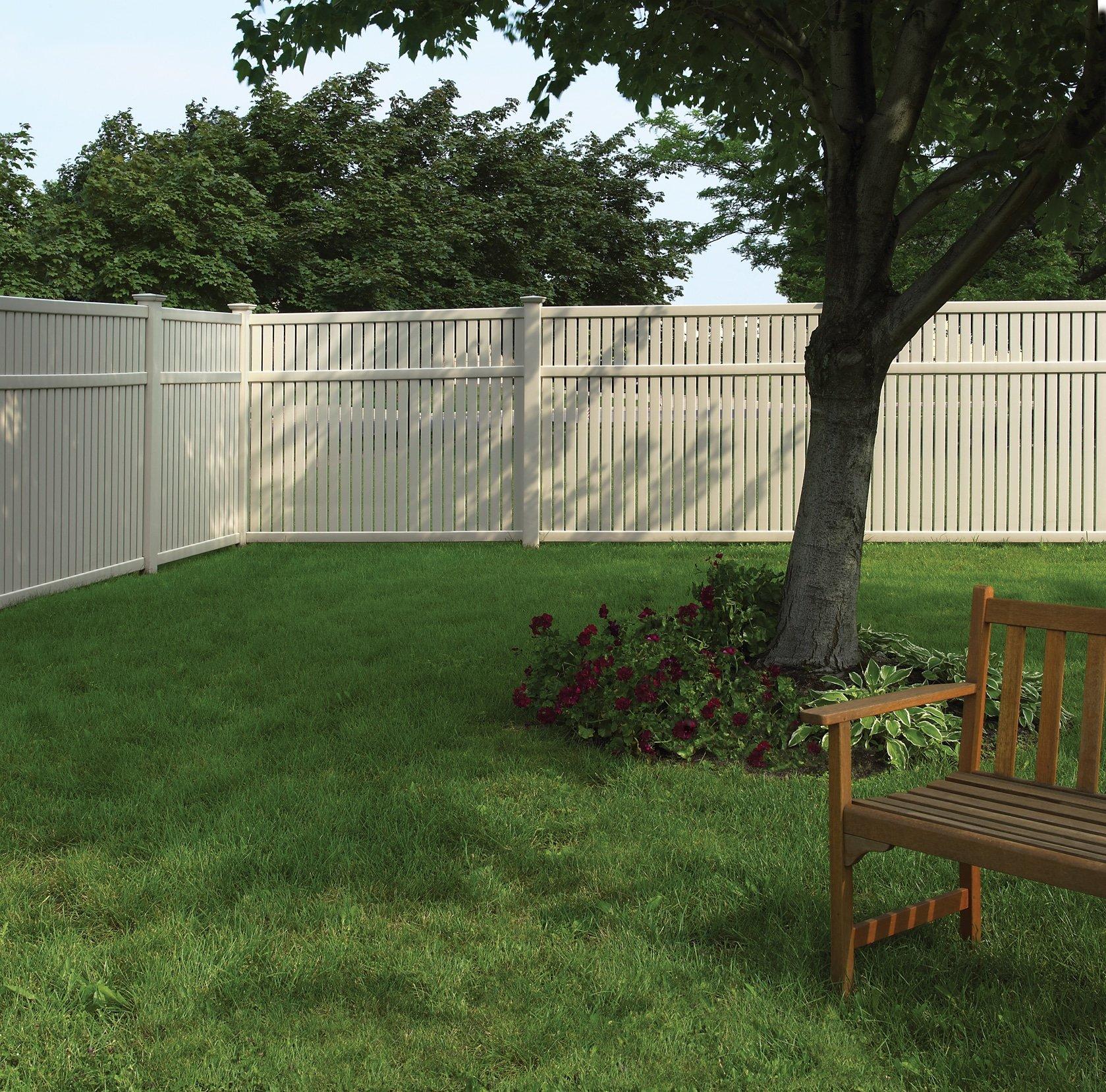 Imperial Vinyl Fencing Maintenance Free