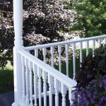 CertainTeed's EverNew® Kingston Vinyl Railing 1
