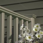 CertainTeed's EverNew® Kingston Vinyl Railing 3