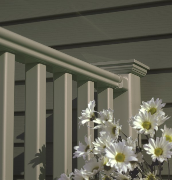 Certainteed S Evernew 174 Kingston Vinyl Railing