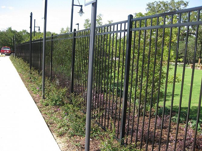 ameristar ornamental steel fence