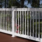 CertainTeed's EverNew® Oxford Vinyl Railing 1