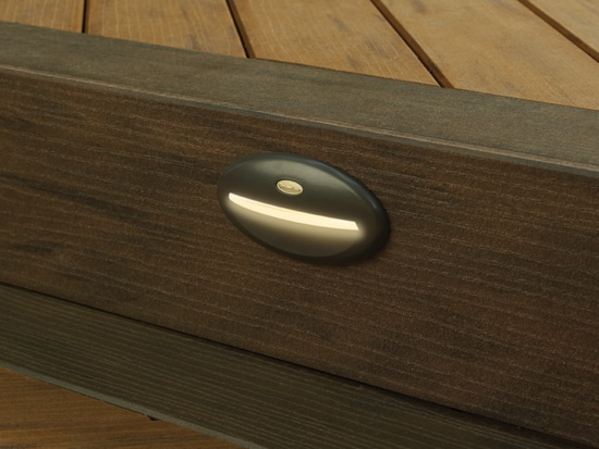 TimberTech/Azek Deck & Rail Lighting - Riser Light