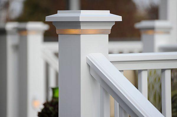 TimberTech/Azek Deck & Rail Lighting - Post Cap Light Module