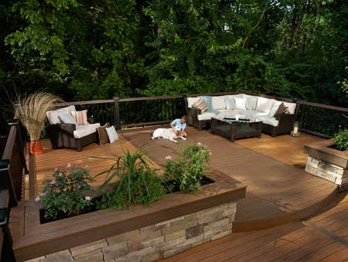 TimberTech's Earthwood Evolutions® Tropical Collection 3