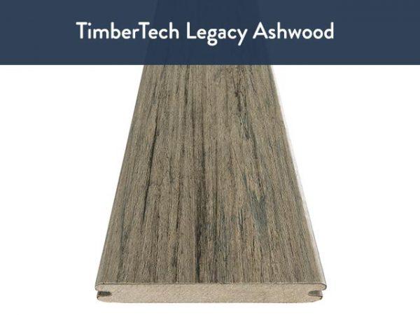 TimberTech Legacy Ashwood