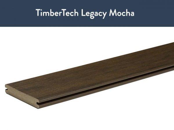 TimberTech Legacy Mocha