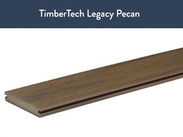 TimberTech Legacy Pecan