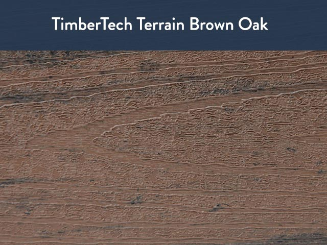 Timbertech 174 Terrain Capped Composite Decking Maintenance