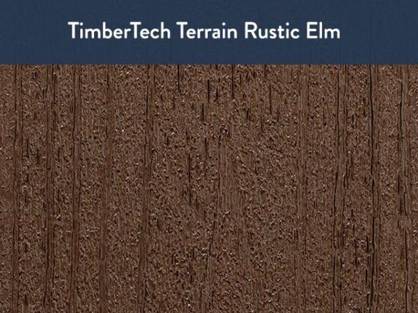 TimberTech Terrain Rustic Elm