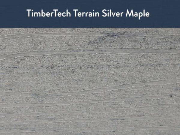 TimberTech Terrain Silver Maple