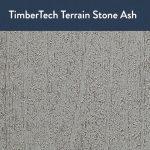 TimberTech Terrain Stone Ash