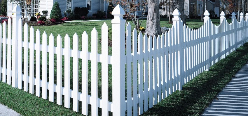 Affordable Vinyl Fences