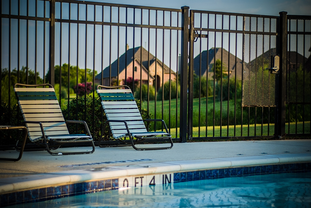 Popular Aluminum Fence Design Options