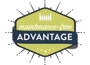 maintenance-free advantage