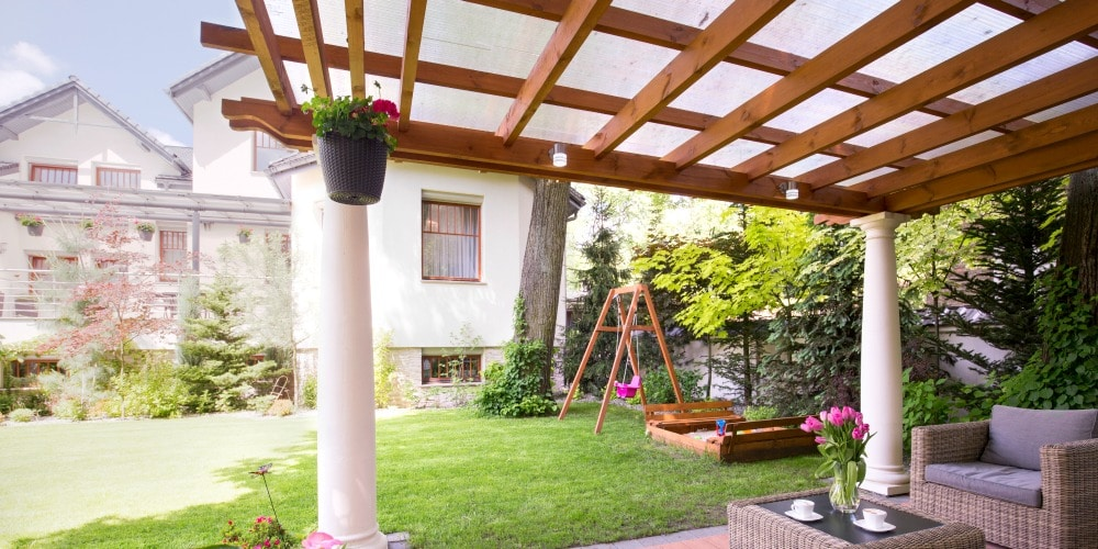 hardscapes_modern backyard design ideas