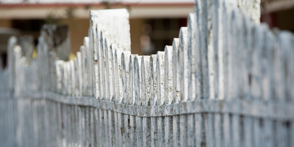 Why the White-Picket Fence is Overrated