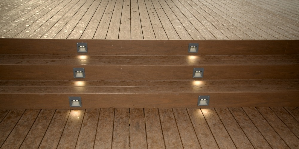 How Deck Lighting Can Brighten the Shorter Days of Winter
