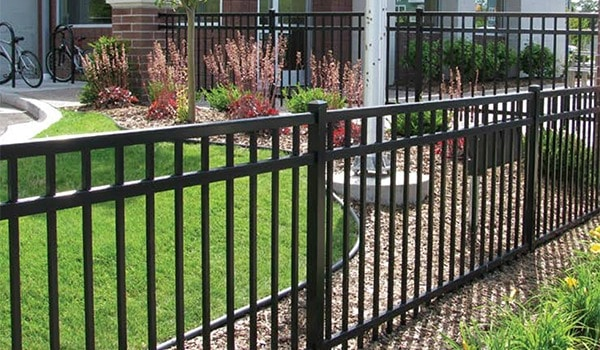 Aluminum_Fencing Materials