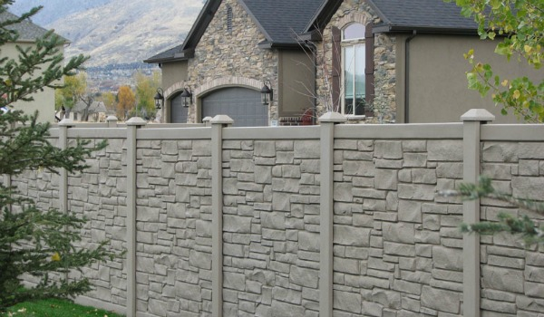Stone_Fencing Materials