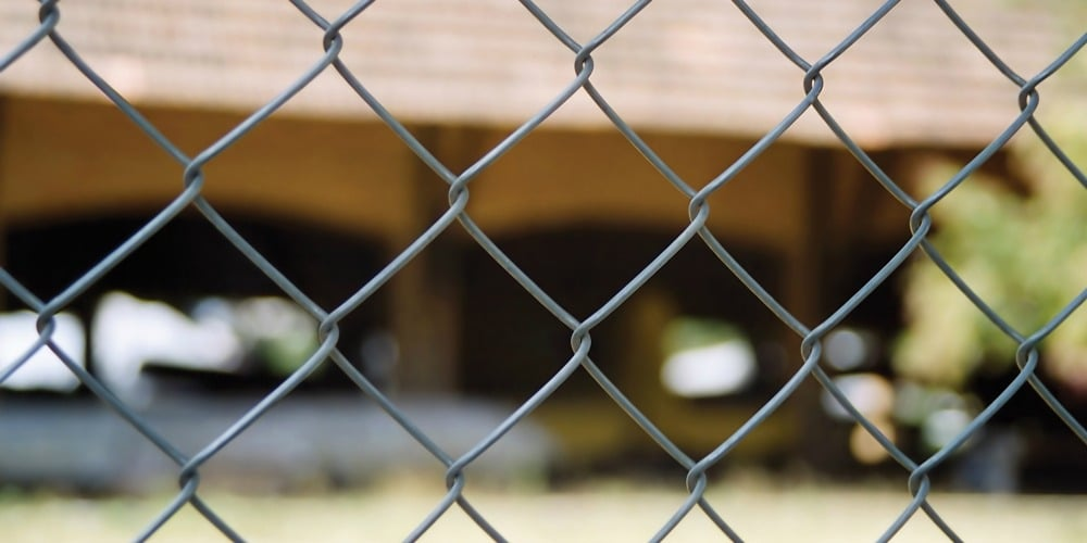 Installing a Chain Link Fence