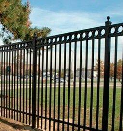Industrial-Grade-Aluminum-Fence