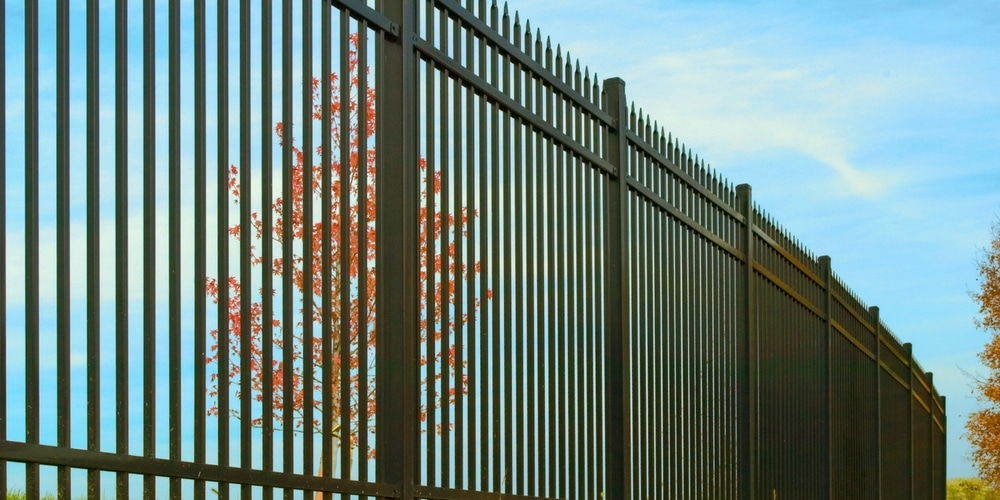 Check out how commercial steel fencing from Maintenance Free Outdoor Solutions will increase the value of your business!