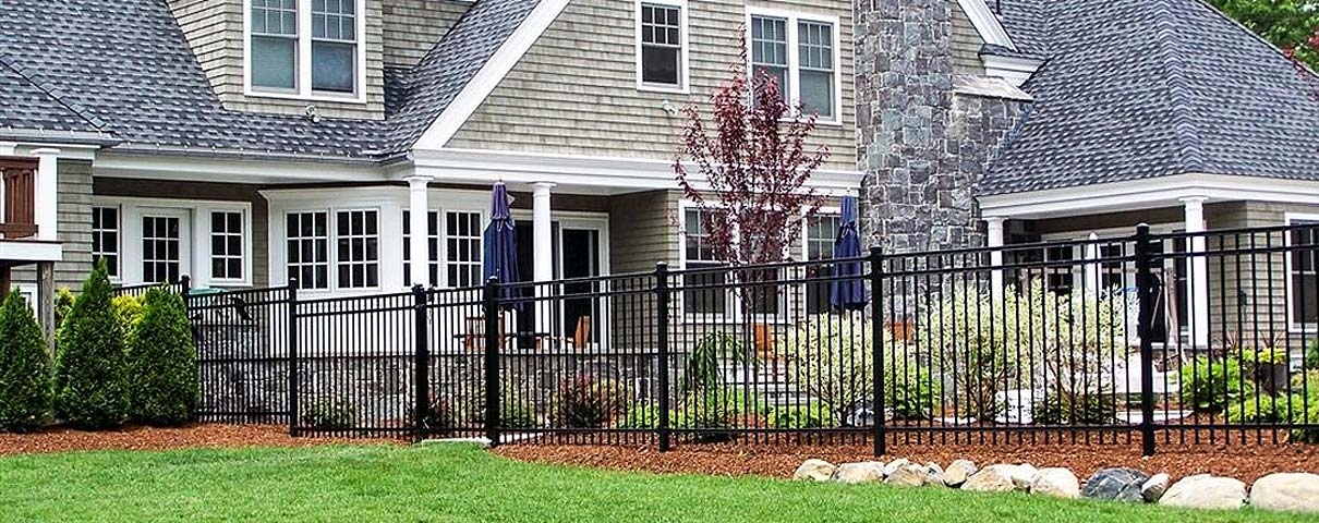 Ameristar Fencing by Maintainfree.com of St. Louis