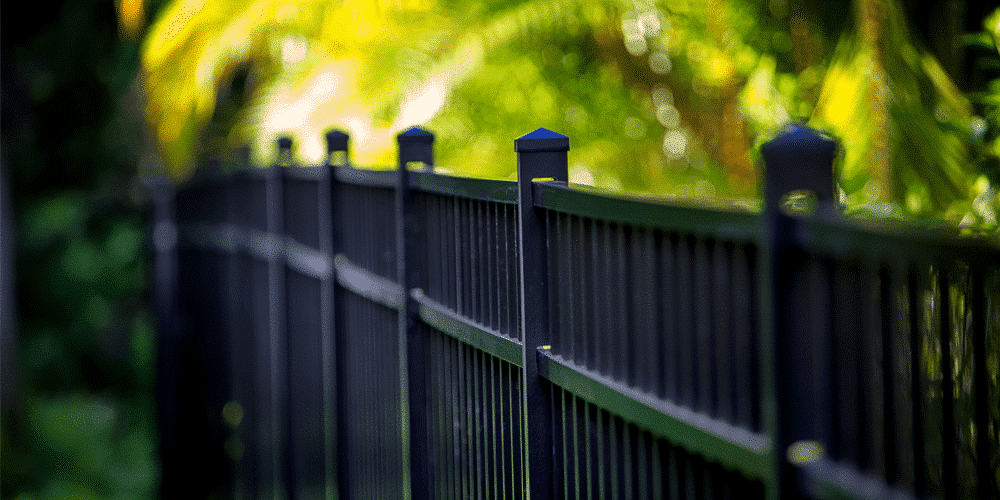 Maintenance Free Outdoor Solutions can help you pick the type of aluminum fence that is right for you