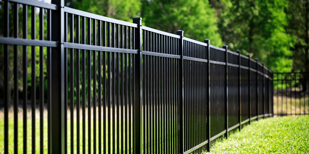 Maintenance Free Outdoor Solutions, your go-to commercial fence supply experts!