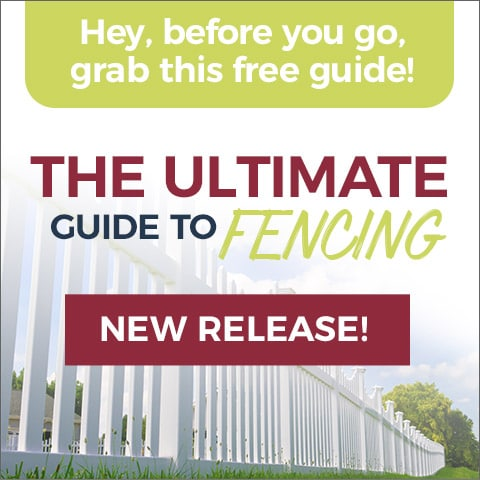 Hey, before you go, grab this free guide > The Ultimate Guide to Fencing