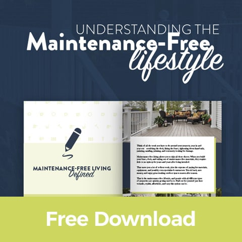 Understanding The Maintenance Free Lifestyle
