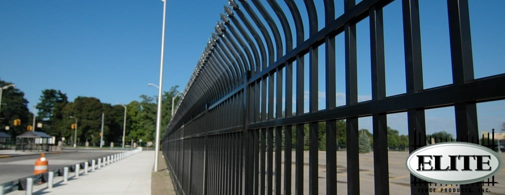MFOS is your commercial fence company, proudly installing Elite Fence products