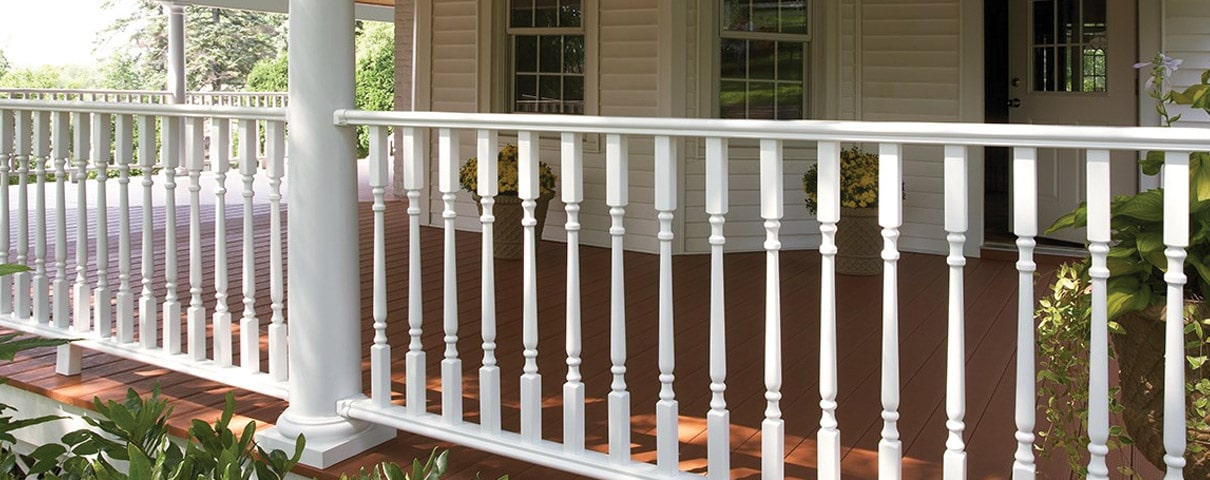 CertainTeed EverNew Railing Kingston