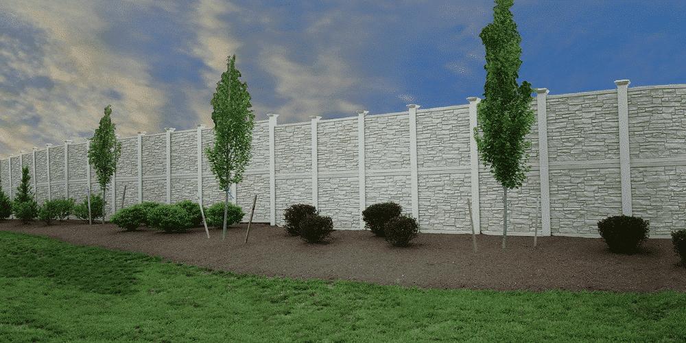 Simtek Stone Fence