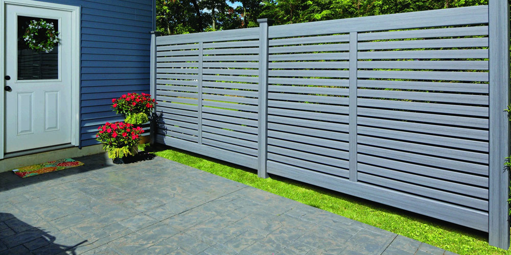 Vinyl fencing by Maintenance Free Outdoor Solutions