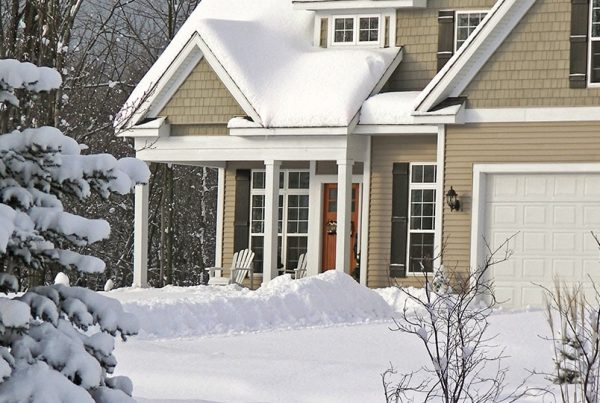 Vinyl Fencing for Winter Climates
