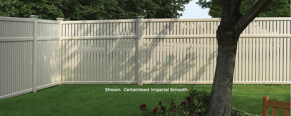 Privacy Fence by CertainTeed