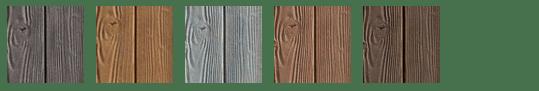 Bufftech Sherwood™ Colors