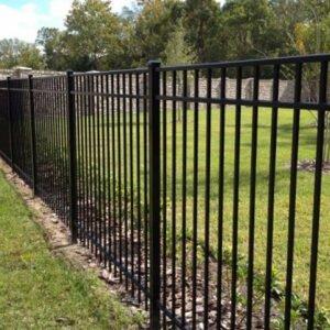 EFF-20 Elite Aluminum fence
