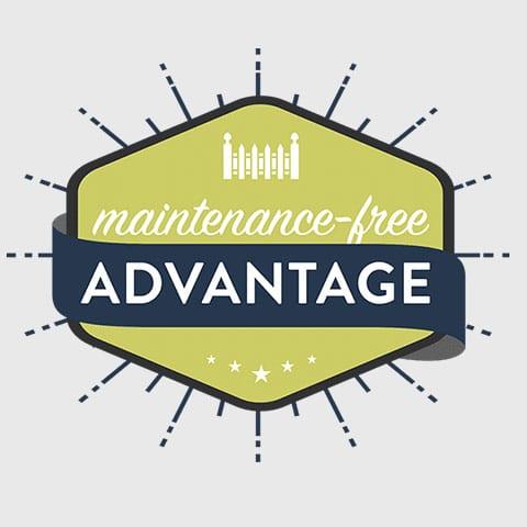 Maintenance-Free Advantage